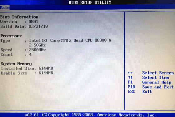 Где посмотреть процессор на компьютере
