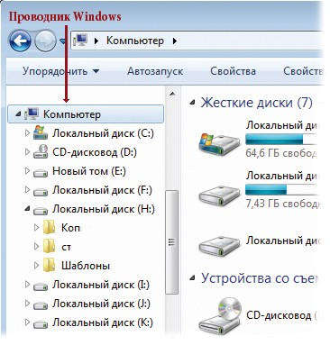 Провідник Windows