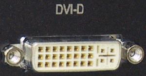 Разъем DVI